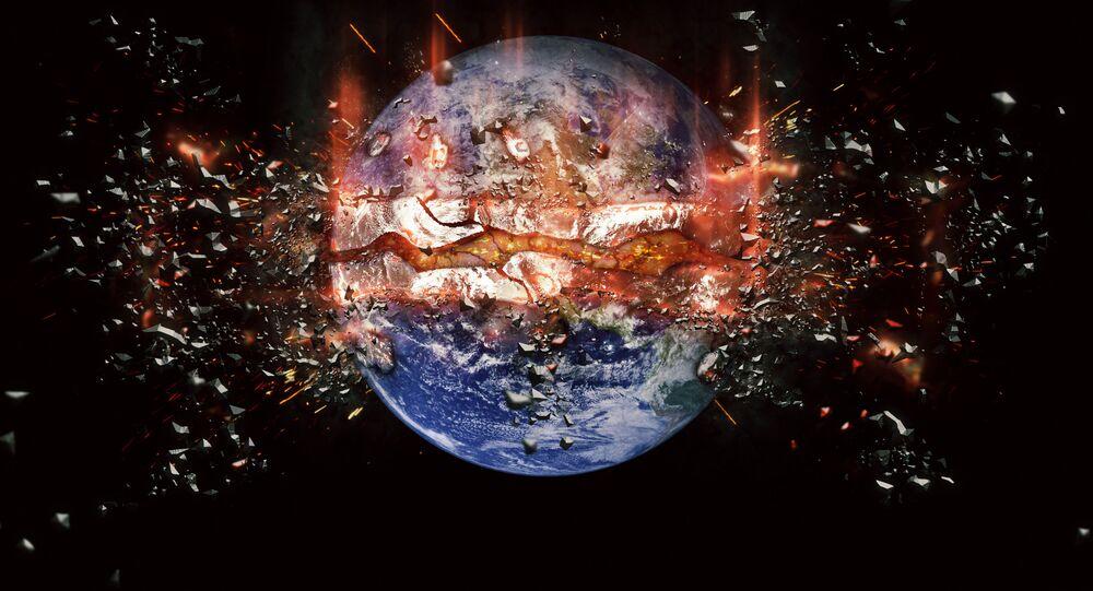 地球の全人口が一斉に飛び跳ねたらどうなる?