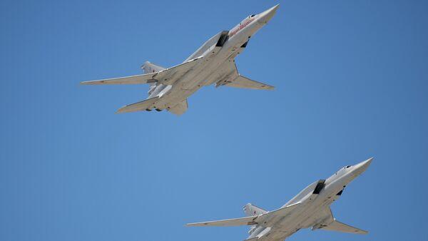 Tupolev Tu-22M3 Backfire strategic bombers - Sputnik 日本