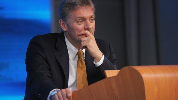 ロシアのペスコフ大統領報道官 - Sputnik 日本