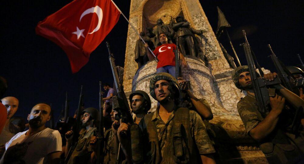 トルコ閣僚 クーデタ未遂事件は米国が企てたものと非難