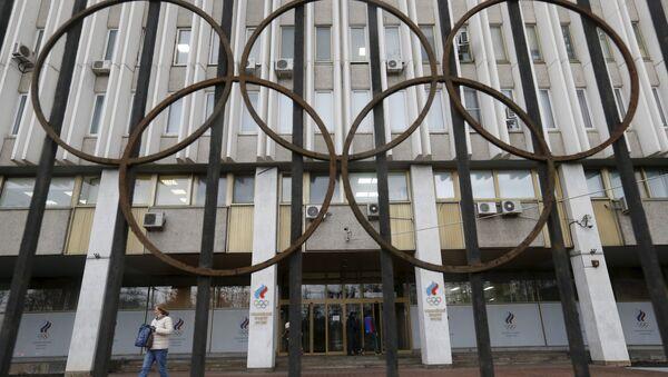 ロシア五輪委員会 WADAの非難にコメントする - Sputnik 日本