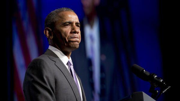 オバマ大統領 - Sputnik 日本