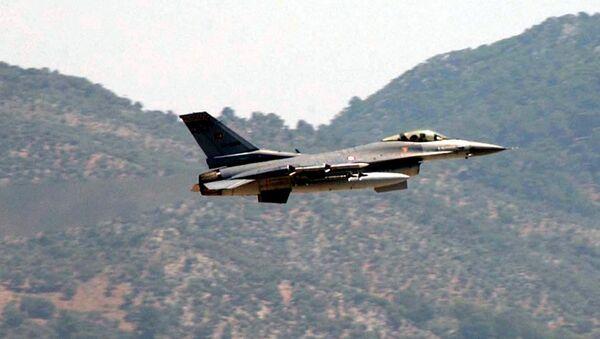 駆逐艦F-16 - Sputnik 日本