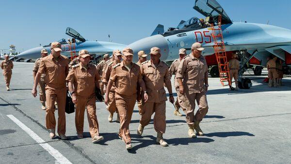 ロシアのシリア駐留軍、新司令官任命 - Sputnik 日本