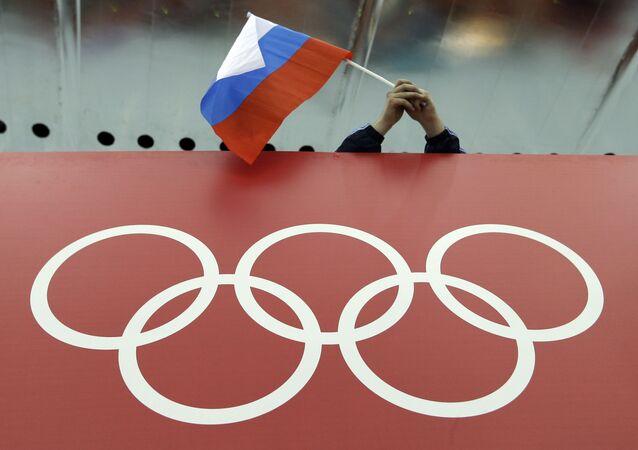 五輪 ロシアの参加