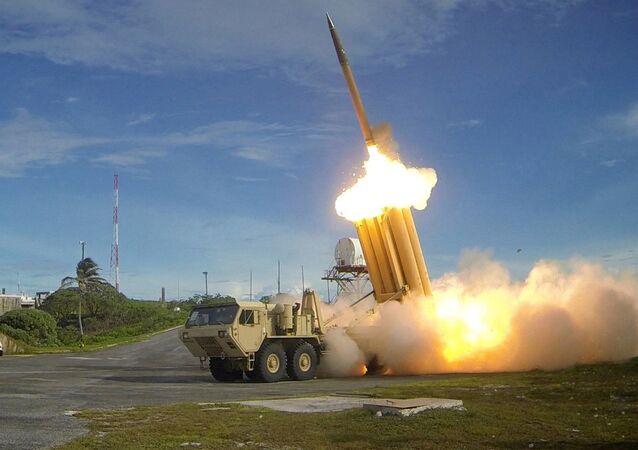米、THAAD実験に成功 「米国の防衛力を強化するも」