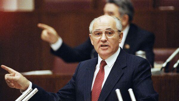 ミハイル・ゴルバチョフ 1990年 - Sputnik 日本