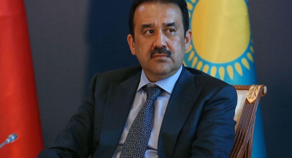 カザフスタン首相