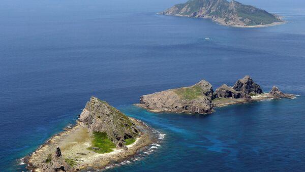 尖閣諸島(アーカイブ写真) - Sputnik 日本