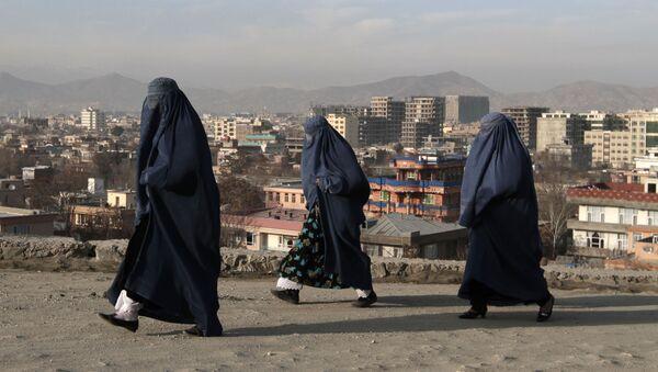 アフガニスタン女性 - Sputnik 日本
