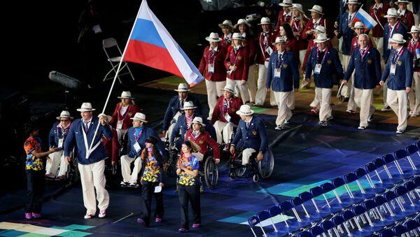 ロシアのパラリンピック代表団 - Sputnik 日本