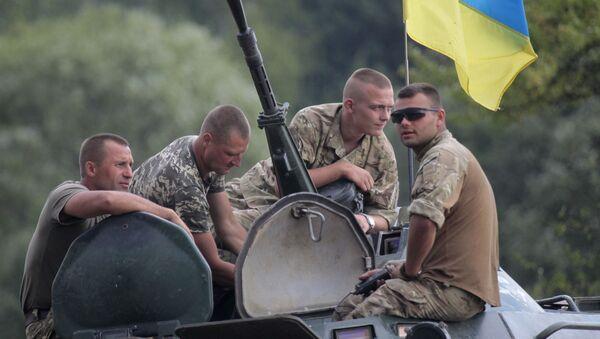 ウクライナ兵士 - Sputnik 日本