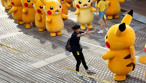 ポケモンGOは日本での自殺件数を減らした。 - Sputnik 日本