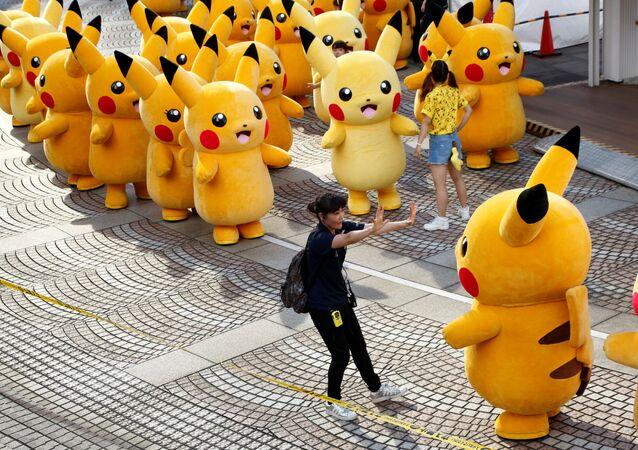 ポケモンGOは日本での自殺件数を減らした。