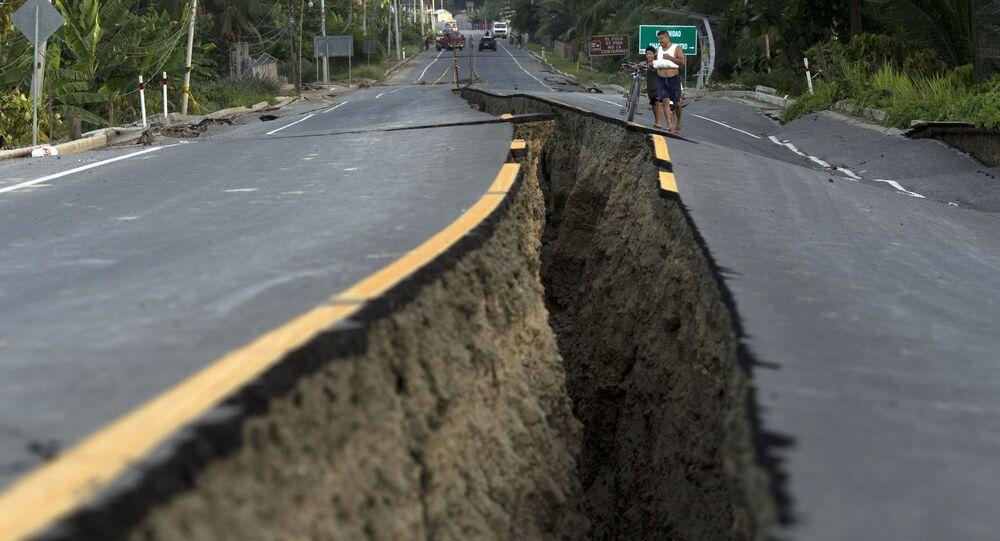 カリフォルニア 大規模地震の可能性高まる