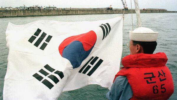 韓国潜水艦で爆発 - Sputnik 日本