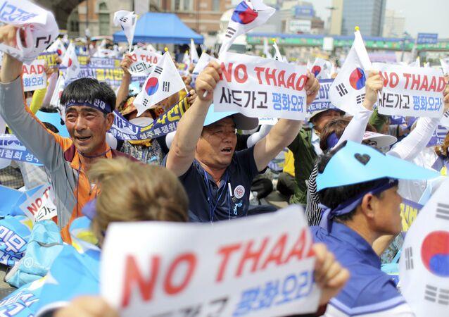米国、THAAD問題で悪化した中韓関係の改善を歓迎