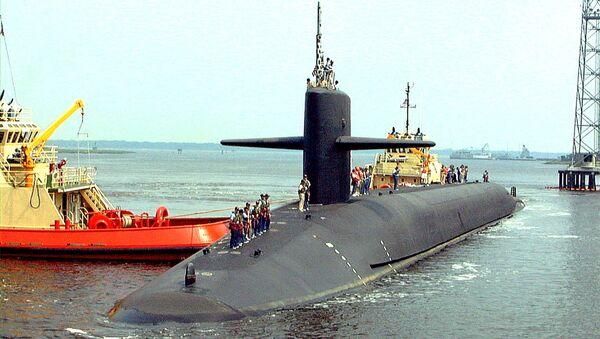原子力潜水艦ルイジアナ - Sputnik 日本