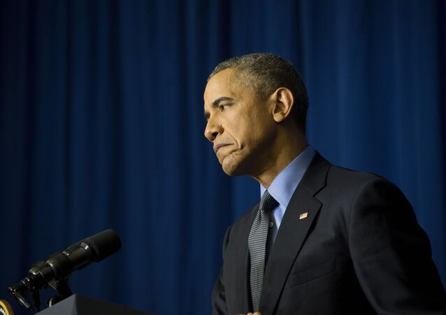オバマ氏、米国の政治状況を非難