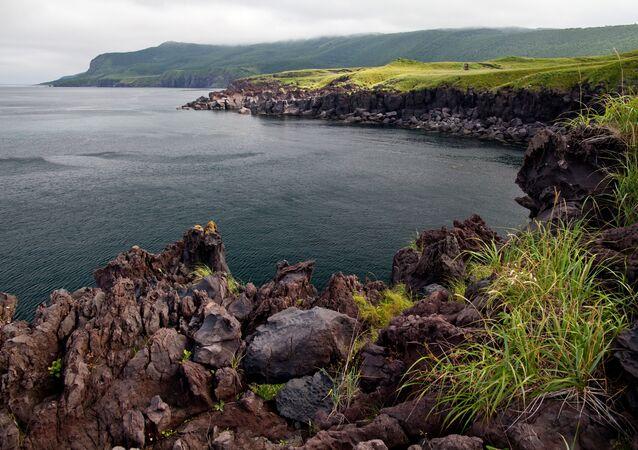 イトゥルップ島(択捉島)