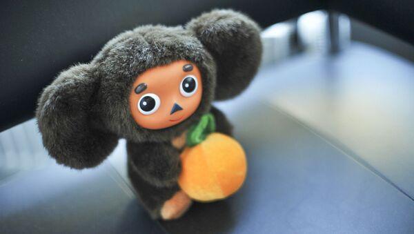 Игрушка Чебурашка - Sputnik 日本
