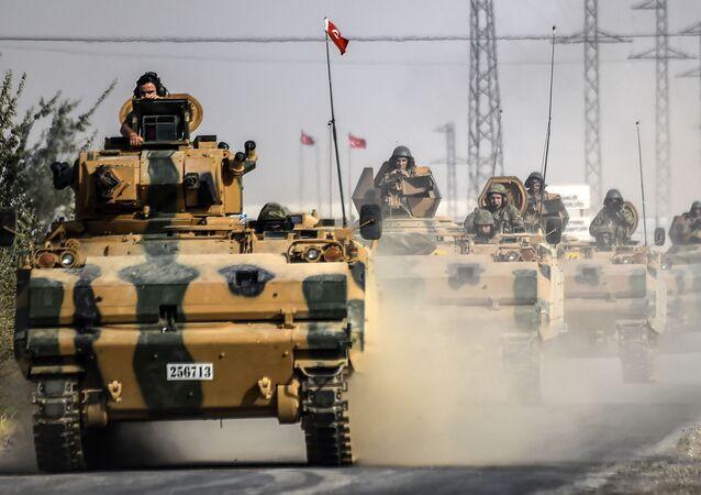 トルコ新聞報道:撃墜されたスホイ24は、1年目シリアでのトルコの作戦開始を妨げた