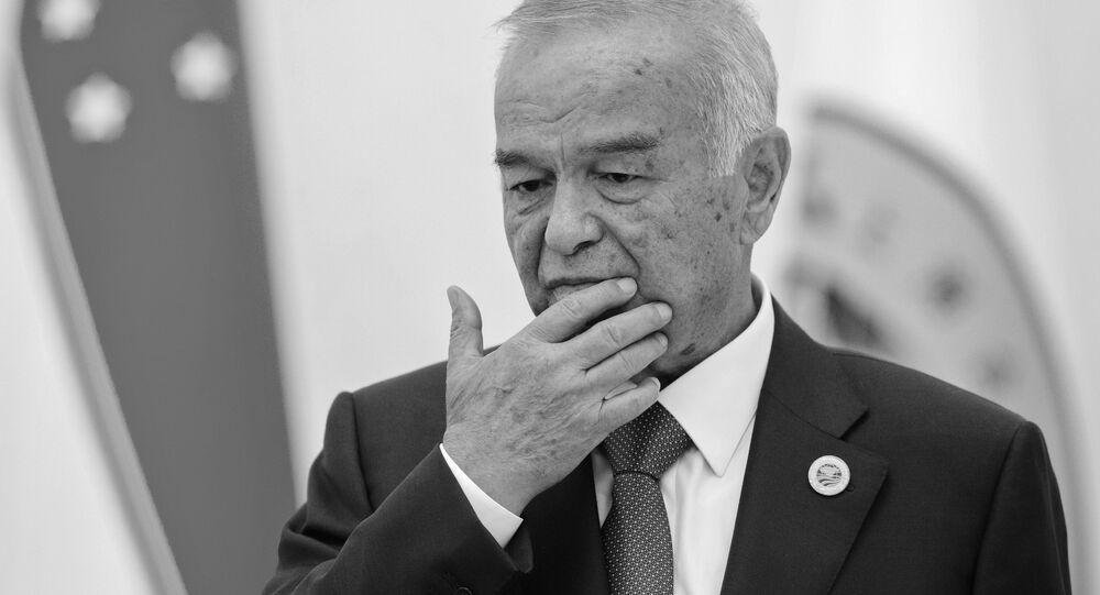 カリモフ大統領