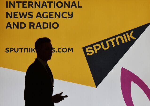 トランプ氏、ツィッターでラジオ「スプートニク」司会者の発言を引用