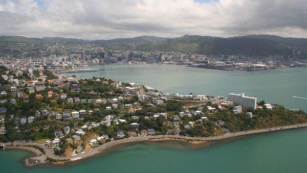 ニュージーランド - Sputnik 日本