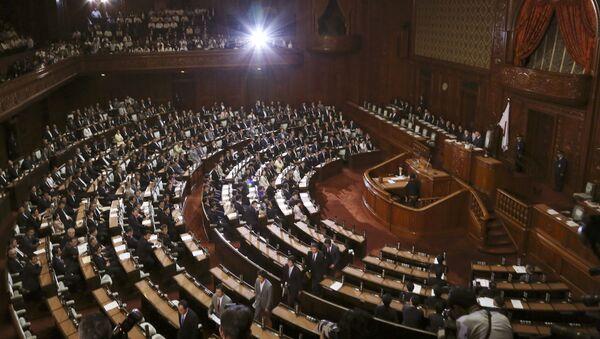 国会(アーカイブ) - Sputnik 日本
