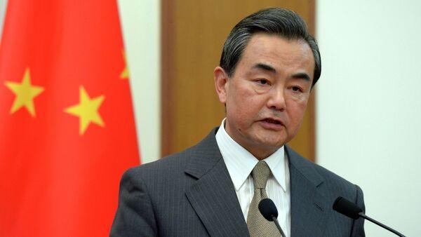 中国の王毅外相 - Sputnik 日本
