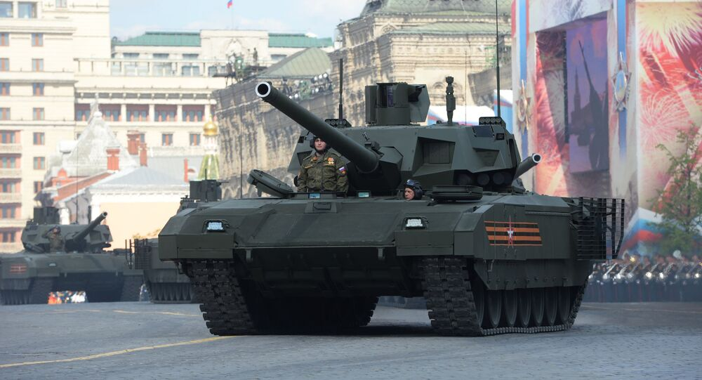 T-14「アルマタ」