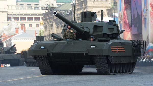 T-14「アルマタ」 - Sputnik 日本