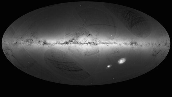 学者、3年で天の川の詳細な地図を作る - Sputnik 日本