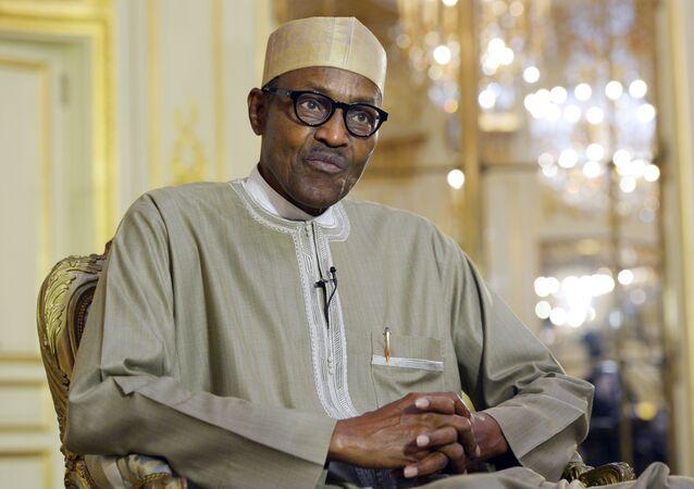 ナイジェリアのムハンマド・ブハリ大統領