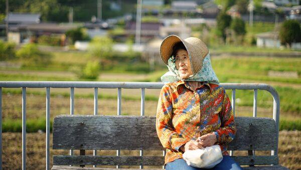 高齢化政策のパイオニアになりつつある日本 - Sputnik 日本
