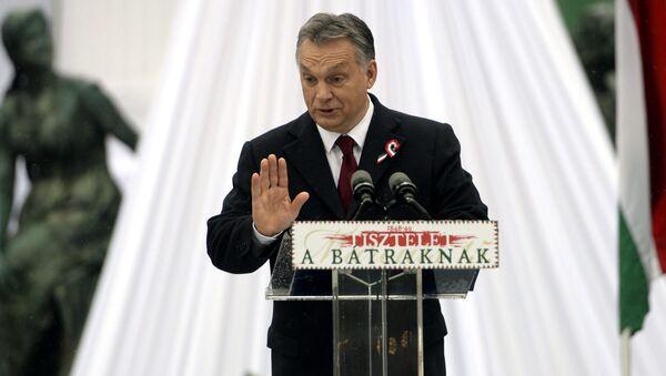 ハンガリーのオルバン首相 - Sputnik 日本
