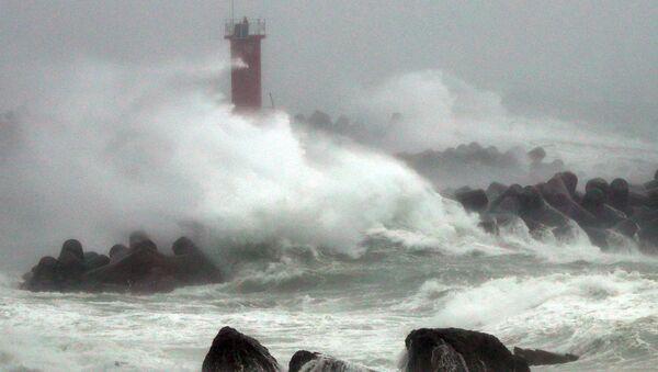 大型の台風19号 暴風や大雨の恐れ あすから日本列島に接近 - Sputnik 日本