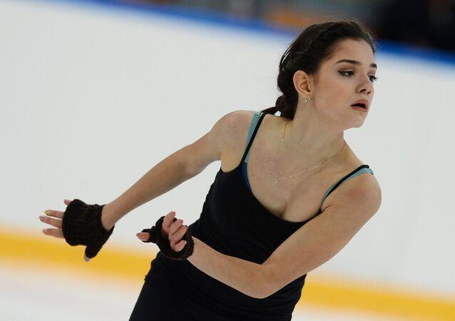 エフゲニヤ・メドベージェワ