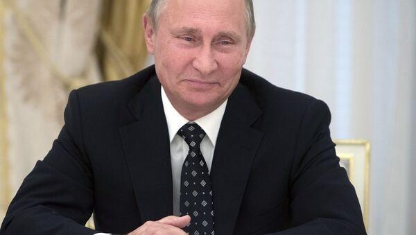 プーチン大統領【アーカイブ写真】 - Sputnik 日本