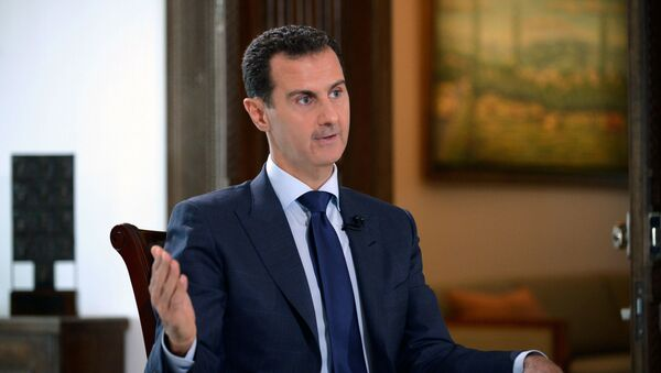 シリア大統領、「穏健」反体制派というのは作り話 - Sputnik 日本