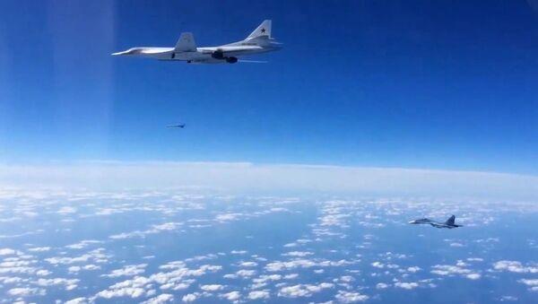Tu-160戦略爆撃機 - Sputnik 日本