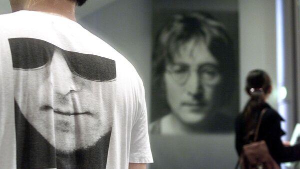 Портрет Джона Леннона - Sputnik 日本