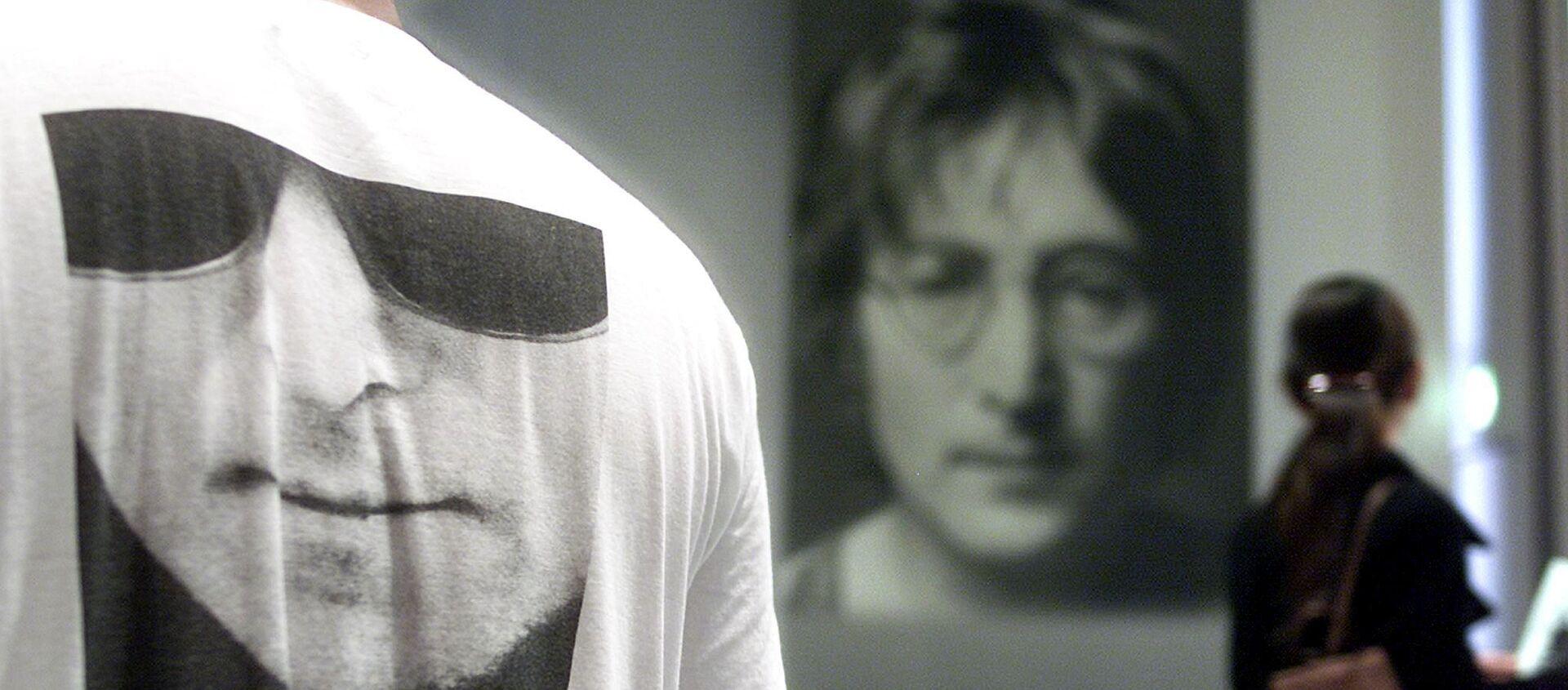 Портрет Джона Леннона - Sputnik 日本, 1920, 29.09.2021