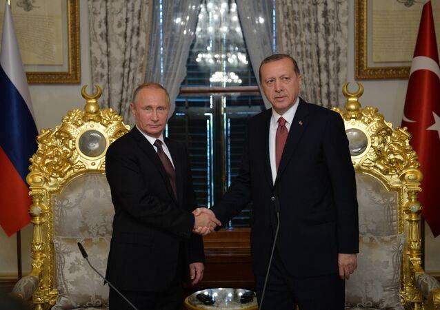 プーチン大統領、将来のロシアとトルコの関係を語る