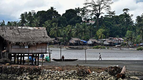 パプアニューギニアでマグニチュード5.7の地震 - Sputnik 日本