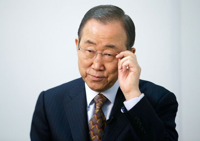 パン国連事務総長の北朝鮮訪問はありえない