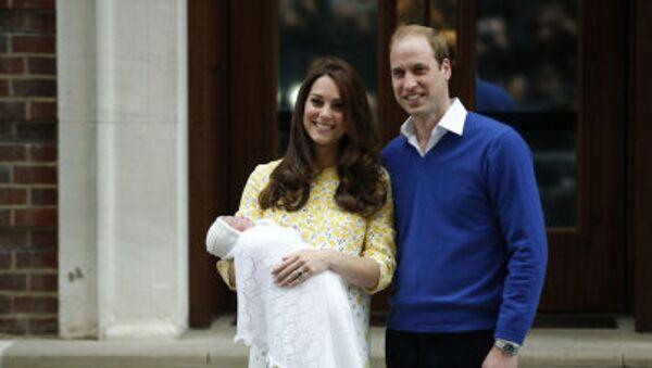 ウィリアム王子の妻キャサリン妃、4月に第3子出産予定 英王室発表 - Sputnik 日本