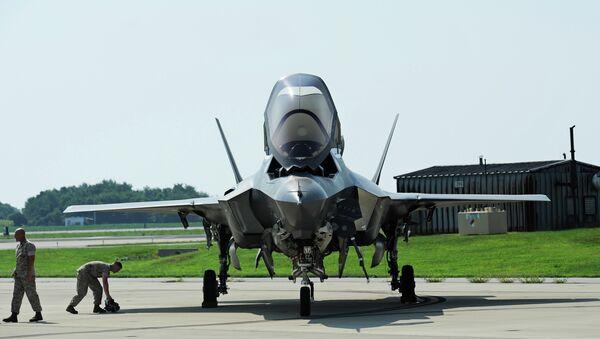 米国、2017年にかけF-35Bを16機常駐配備させる - Sputnik 日本