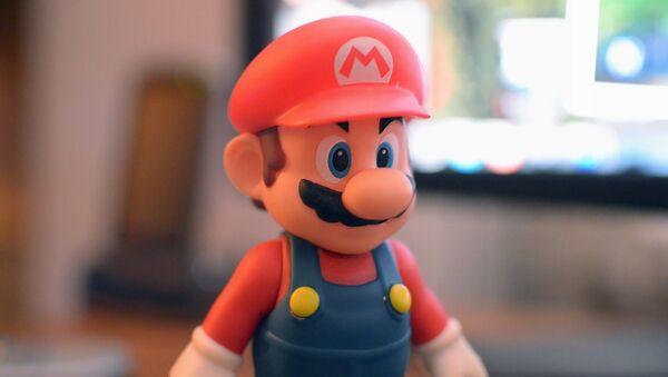 「穴に落ちた」マリオのその後を描いたパロディ動画がネットで大人気 - Sputnik 日本